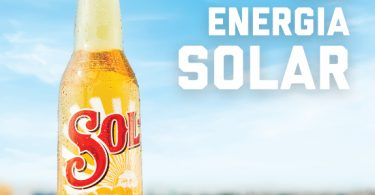 Cerveja Sol passa a ser produzida por energia solar
