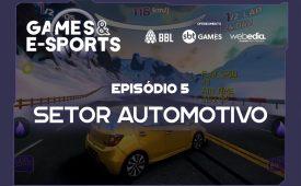 Velocidade em jogo | EP 5 | Games & E-Sports