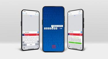 HavasPlus cria teclado antirracista para a TIM