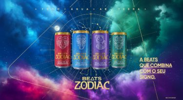 Skol Beats lança bebida inspirada no zodíaco