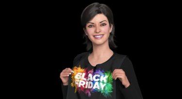 Black das Blacks 2020 foca no SuperApp Magalu