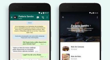 WhatsApp lança botão de compras em contas comerciais