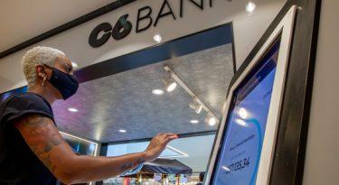 C6 Bank investe em loja para alta renda