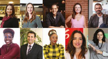 Os dez Profissionais de Marketing de 2020