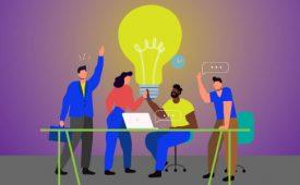 O círculo virtuoso da inovação aberta