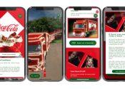 Coca-Cola usa realidade virtual para se aproximar do público