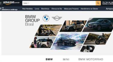 BMW Group inaugura loja virtual na Amazon