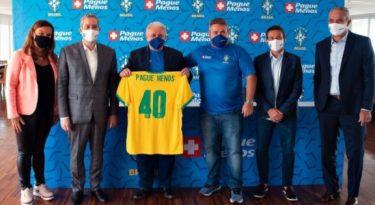 Pague Menos patrocina a seleção brasileira