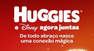 Huggies estampará personagens da Disney