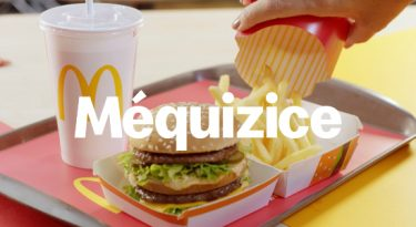 "Em 2021, McDonald's apresenta as ""Méquizices"""