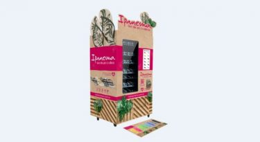 Grendene cria vending machine para Ipanema