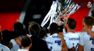 Momentum representará Real Madrid no Brasil