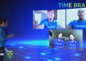 TIM reforça Time Brasil nos Jogos de Tóquio