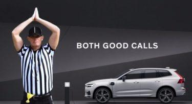 Volvo dará US$ 2 milhões em caso de safety no SuperBowl
