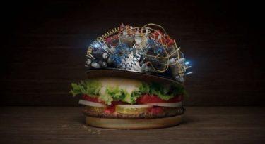 Ação do Burger King manda Whopper para o futuro