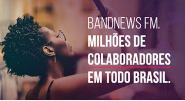 BandNews FM lembra Boechat e fala da força do rádio