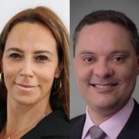 Carla Ricchetti e André Gonçalves Zipperer