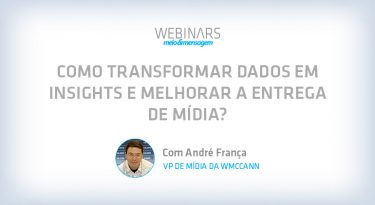 Como transformar dados em insights e melhorar a entrega de mídia?