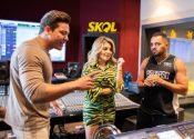 Skol e Wesley Safadão estreiam reality com compositores