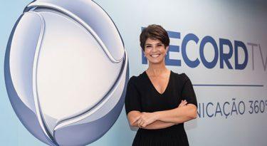 Record TV contrata apresentadora Mariana Godoy