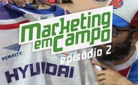 EP 2: Profissionalização do marketing esportivo