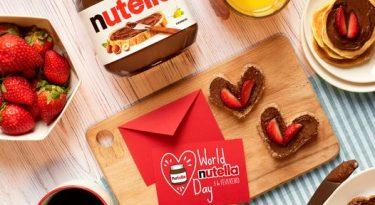Nutella comemora dia mundial com estratégia online e física