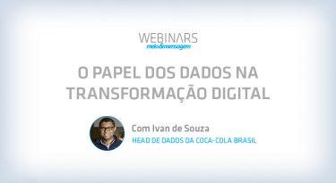 O papel dos dados na transformação digital