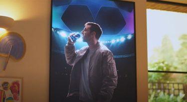 Pepsi escala Messi e outros craques para a Champions