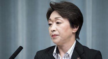 Tóquio 2020 escolhe mulher como presidente