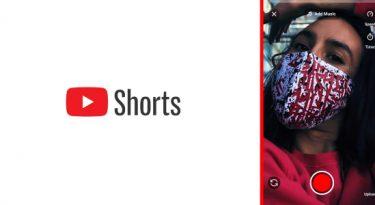 YouTube lança sua versão do TikTok e Reels