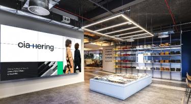Cia Hering muda logo em rebranding com foco no digital