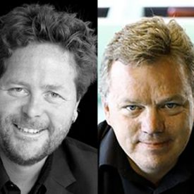 Anders Drejer e Christer Windeloew-Lidzélius