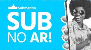 Submarino faz live commerce de livros