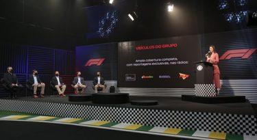 Band fecha com Claro e negocia outras cotas da F1