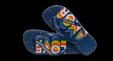 Havaianas quer celebrar o orgulho LGBTQIA+ o ano todo