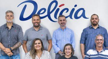 CP+B Brasil conquista conta integrada da Delícia