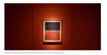 A nova falsificação das artes visuais