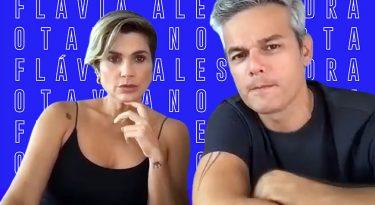 Flávia Alessandra e Otaviano investem em gestão de carreira