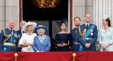 Diversidade, inclusão e a realeza britânica