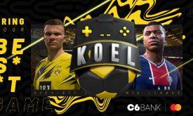 C6 Bank estreia nos esports com KOEL