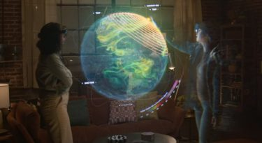 Com o Mesh, da Microsoft, você vira holograma e se teletransporta