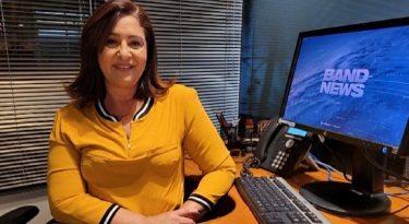 BandNews completa 20 anos com primeira mulher na liderança