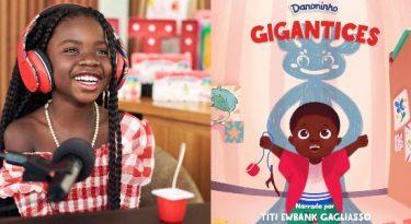 Danoninho mostra como as crianças podem ser gigantes