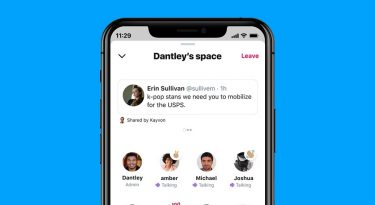 Twitter libera Spaces para Android
