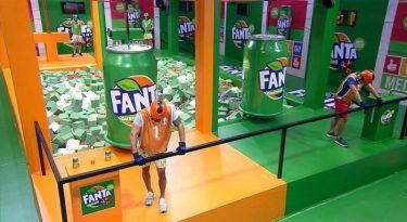 Fanta Guaraná brinca com concorrência no BBB 21