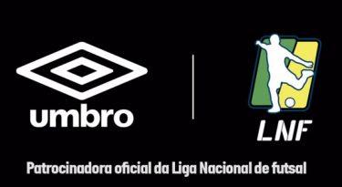 Umbro Brasil transmite partidas de Futsal