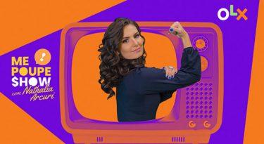OLX vai à TV para dar dicas de finanças com Nathalia Arcuri