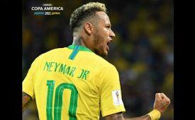 SBT anuncia transmissão da Copa América 2021