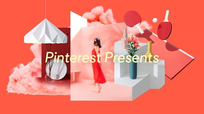 Pinterest Presents: positividade e futuro
