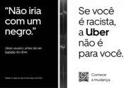 Uber promove campanha sobre educação antirracista